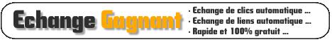 Echange Gagnant - Echange de liens et de clics